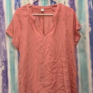 Pink Old Navy shirt